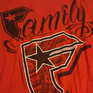 Famous Brand T-shirt- Family Size 3XL